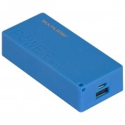 Carregador Portátil Power Bank 4000mAh USB CB097 (Cores Sortidas) - Multilaser