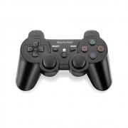 Controle Sem Fio Dualshock 3 em 1 para PS2/PS3 e PC (Batería de Lítio) JS072 - Multilaser