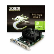 Placa de Video GeForce GT630 1GB DDR3 128Bits ZOGT630-1GD3H/HL - Zogis