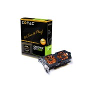 Placa de Video GeForce GTX660 2GB DDR5 192Bits ZT-60901-10M - Zotac