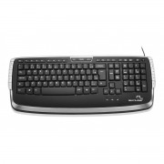 Teclado Multimidia Wing USB TC130 - Multilaser
