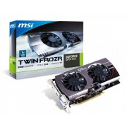 Placa de Video GeForce GTX660 2GB GDDR5 192Bits N660 TF 2GD5 (912-V287-012) - MSI