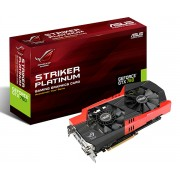 Placa de Video GeForce GTX760 4GB 256Bits DDR5 ROG Striker GTX760-P-4GD5 - Asus