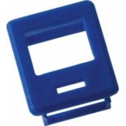 Colar Azul para Conector RJ 45 Femea 57365 Sollus