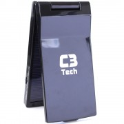 Acessorio Charger Ecco Carregador solar multidispositivo UC-1600 - C3tech -