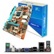 Placa Mãe LGA 1155 IPMH61-G1 (S/V/R) - PCware