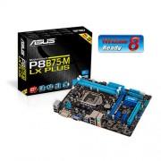 Placa Mãe P8B75-M LX PLUS LGA 1155 DDR3 i3/i5/i7 (V/S/R) - ASUS
