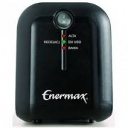 Estabilizador 1000VA EXS II Preto MONOVOLT 220/220V 21.10.014P - Enermax