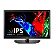 Monitor TV LED 22 22MA33N- HDMI e USB e Entrada - LG