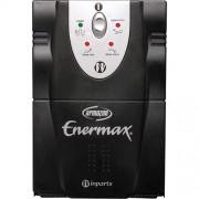 Estabilizador 3200VA ATM Armazen Biv/115 2132045P Preto - Enermax