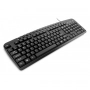 Teclado Multimidia Preto PS2 TC049 - Multilaser