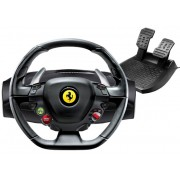 Volante Gamer Ferrari GT Experience Racing Whell Para PS3 - Thrustmaster