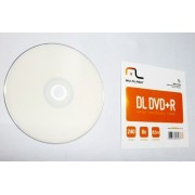 Midia DVD-R Print Dual Layer Branco DV055