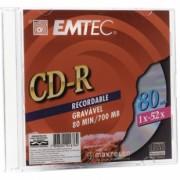 Midia CD-R Dados 52X Emtec