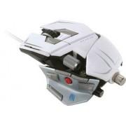 Mouse Gamer Laser Cyborg M.M.O. 7 6400DPI Branco (Ajustavel) MCB437130001 - Mad Catz