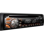 Som Automotivo DEH-X1680UB - Entrada Auxiliar e USB - Pioneer