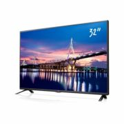 TV LED 32 HD, Modo Corporate, Evergy Saving, HDMI 2x, VGA, USB 2x, 9MS, Clear Voice II, Preto 32LY340C - LG