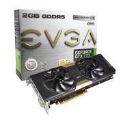 Placa de Vídeo Geforce GTX770 2GB DDR5 SC 256Bits 02G-P4-2774-KR - EVGA