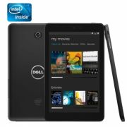 Tablet Venue 8 3830 A30 Intel Dual Core 2Ghz, Tela 8, 32GB, 3G, Wi-Fi, Android 4.2, Câmera 5MP Preto - Dell