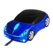 Mouse carro Optico usb Ferrari Azul GM-S100 - -