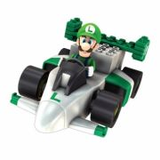 Knex Mario Kart Wii Luigi Motorized com 26 Peças BR045 - Multikids