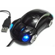 Mouse carro Optico usb Porsche Preto GM-S300 - -