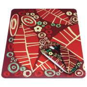 Kit Passion Mouse + Mouse Pad Florais 8799 - Leadership