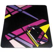 Kit Passion Mouse + Mouse Pad Mondrian 8798 - Leadership