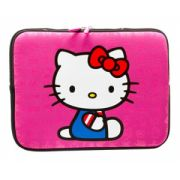 Case para Netbook 12 Hello Kitty em Neoprene 20509G-PNK - Sakar