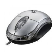 Mouse Óptico USB Classic Prata MO180 - Multilaser