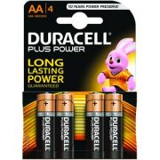 Pilha Alcalina AA - Pack c/ 4 - MN1500B4 - Duracell