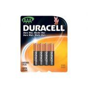 Pilha Alcalina AAA Pack c/4 MN2400B4 - Duracell