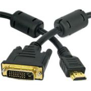 Cabo HDMI x DVI com filtro 2 Metros Preto CBHD0002 149151 - NWT