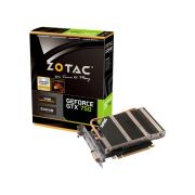 Placa de Vídeo Geforce GTX750 1GB DDR5 128Bits Zone Edition ZT-70707-20M - Zotac