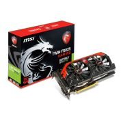 Placa de Vídeo Geforce GTX770 Twin Frozr Gaming 2GB DDR5 256Bits N770 TF 2GD5/OC - MSI