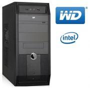 Computador Intel Dual Core G2120 3.10Ghz 4GB de Memória Markvision HD 500GB DVD-RW