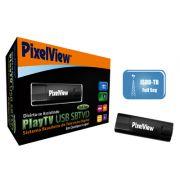 Receptor de TV Digital PixelView PlayTV USB 2.0 SBTVD Full-Seg PV-D231U(RN)-F - Prolink