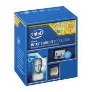 Processador 4 Geração LGA 1150 I3 4160 3.6Ghz BX80646I34160 BOX - Intel