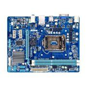Placa Mãe LGA 1155 GA-H61M-S1 (S/V/R) - Gigabyte