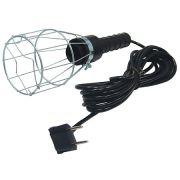 Cordão para Iluminação 5 Metros com Plug 2P para Tomada Bivolt 100W - Force Line