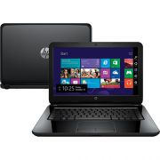 Notebook 14-r052Br Intel Core i5 4GB 500GB Tela 14 Windows 8.1 Preto - HP