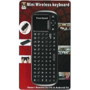 Air Mouse C/Teclado e Touch Pad OS-AMTP101