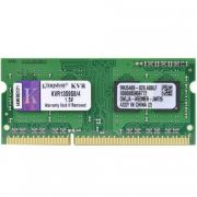 Memória de 4GB para Notebook DDR3 1333Mhz KVR13S9S8/4 - Kingston