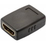 Adaptador HDMI F x HDMI F Dourado - MXT