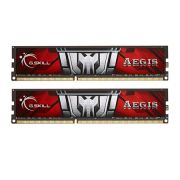 Memória de 16GB Aegis (2x8GB) DDR3 1600Mhz F3-1600C11D-16GIS - G.Skill
