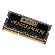 Memória de Notebook 8GB 1600Mhz DDR3 SODIMM CMSX8GX3M1A1600C10 - Corsair