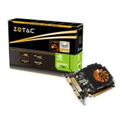 Placa de Vídeo Geforce GT730 1GB DDR3 128Bit ZT-71104-10L - Zotac