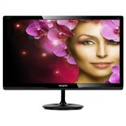 Monitor Led 23,6 Wide, Full HD, VGA, HDMI 247E4LHAB Preto - Philips