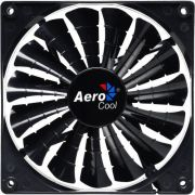 Cooler para Gabinete 14CM Shark Black Edition EN55451 - Aerocool
