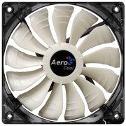Cooler para Gabinete 12CM LED Branco AIR FORCE EN51462 - Aerocool